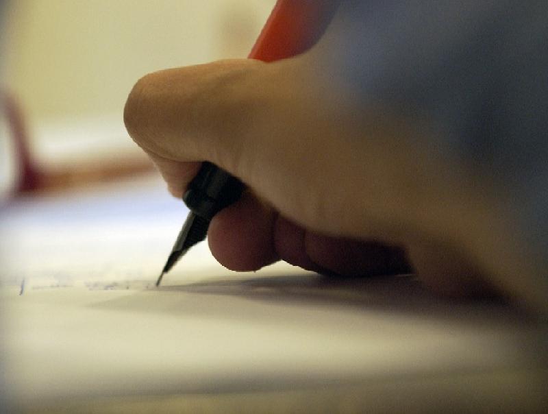 Ecrire pour vivre !