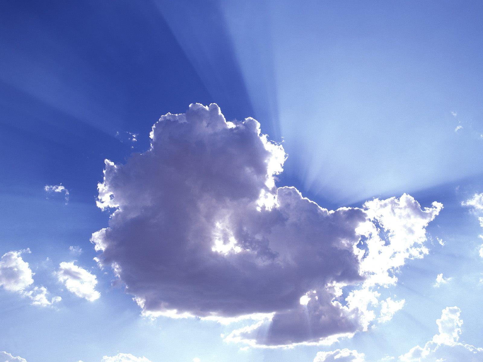 Percées de mon Soleil au travers des nuages de mon amertume !