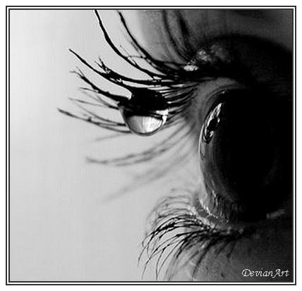Tes larmes, ma plus belle preuve d'amour !