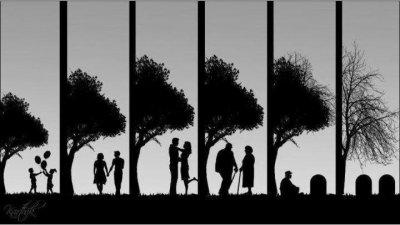Dis-lui que l'amour que je lui porte est vraiment de ceux qui durent toute une vie !