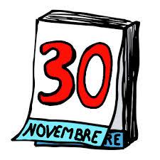 30 novembre !