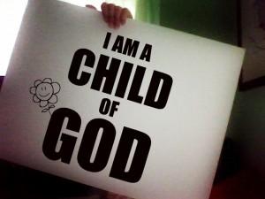Child of God !
