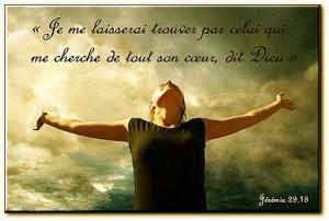 Connaître Dieu !