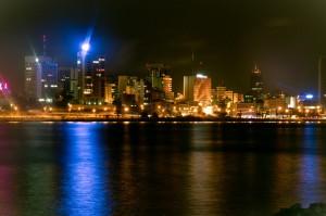 Abidjan la nuit !