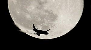 Avion la nuit !