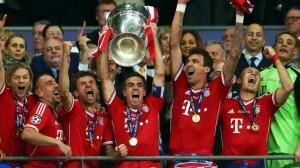Bayern vainqueur 2013 !