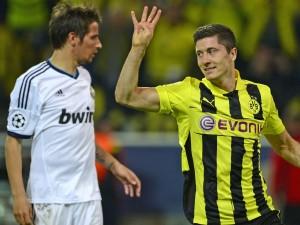 Dortmund vs Real - aller 2013 !