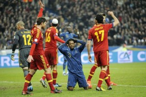 Espagne - France !