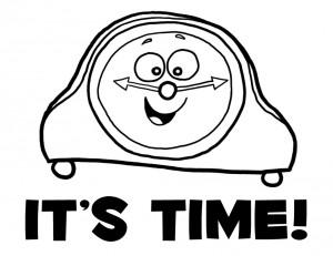 Il est l'heure !
