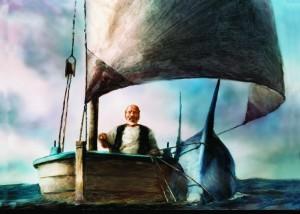 Le vieil homme et la mer !