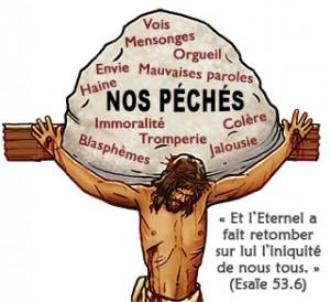 Mort pour nos péchés !