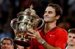 Federer - Bâle 2014 !