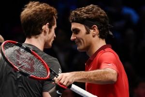 Federer démolit Murray - Masters Londres 2014 !
